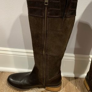 !New! Timberland Leather Boots